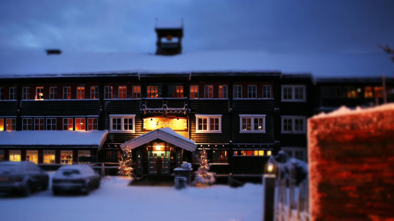 gudbrandsgard hotell kvitfjell